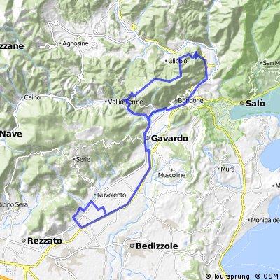 Cargiù, Monte Acuto, Monte Magno