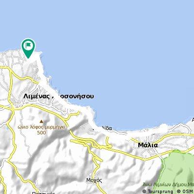 2014 - Kreta - 1. Tour - Anissaras - Malia - A.