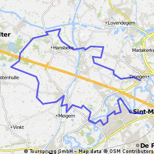 Route 45km