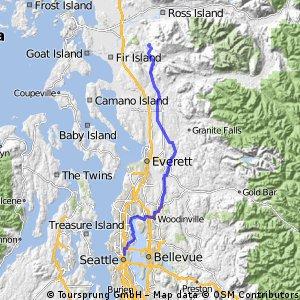 Lake Challenge - Seattle
