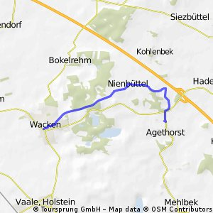 Agethorst - Wacken via Reseltih