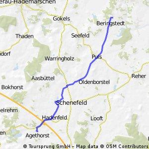 Agethorst - Bf Beringstedt