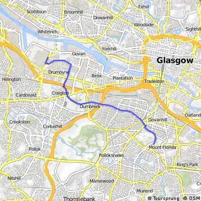 Glasgow Hospitals: NVH-QEUH