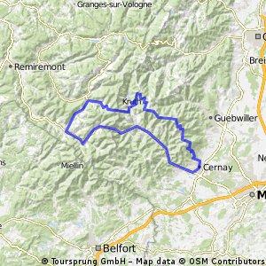 Source de la Moselle