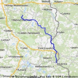 Bike Crossing Germany Tag 4