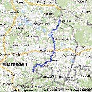 Bike Crossing Germany Tag 5
