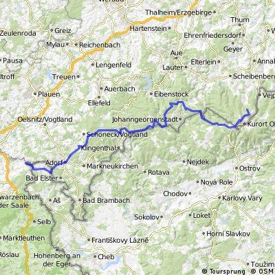 Bike Crossing Germany Tag 8