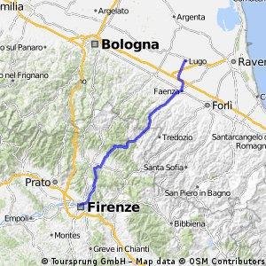 Firenze - Faenza