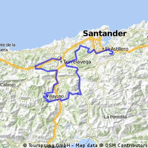 Circuito Montañés cicloturista. Etapa 7/7