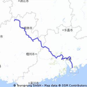 doujiang to shenzhen