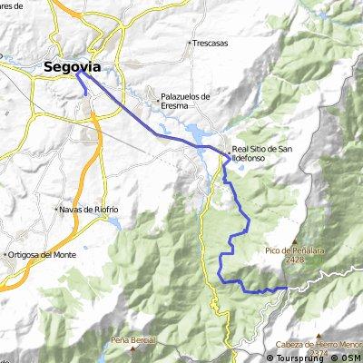 Cotos - La Granja - Segovia