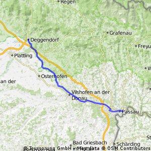 34 Deggendorf - Passau