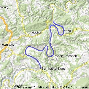 23 Bernkastel-Kues – Traben-Trarbach – Bullay