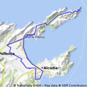SvoMalle2016: Cap Formentor