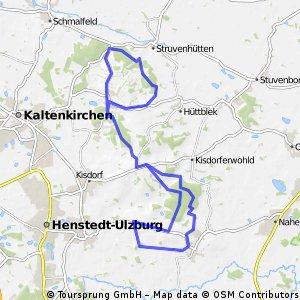 RSC-Kattenberg - CTF 2016 - 32 km