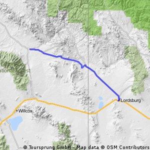 Safford - Lordsburg
