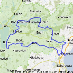 Holsteiner Seentour