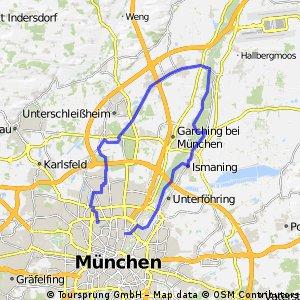 Oberschleissheim runde