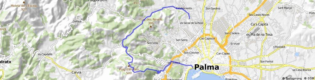 Na Burguesa -2 (Palma - Mallorca)
