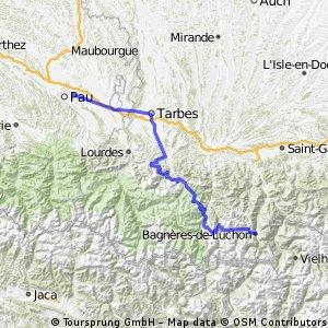2011-9: Pau > Bagnères-du-Luchon (167,5 km)