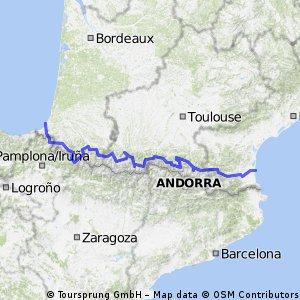 AAA Pyrenäen-Durchquerung 2016