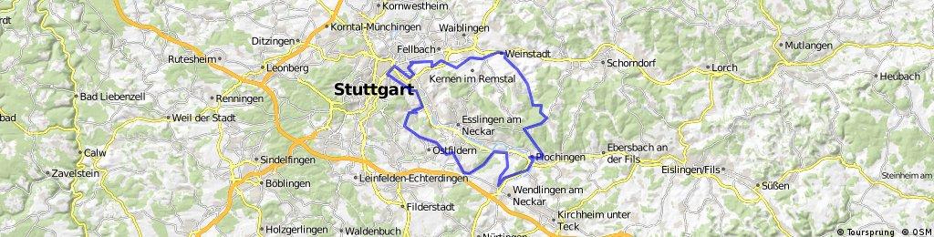 Stuttgart-Remstal-Rundfahrt