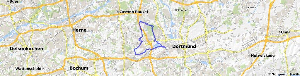 "Dortmund Fünf-""Schlösser""-Tour"