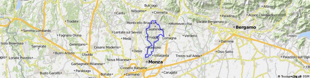 Monza - Monticello - Monza