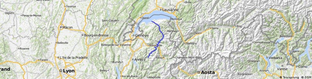 Route des Grane