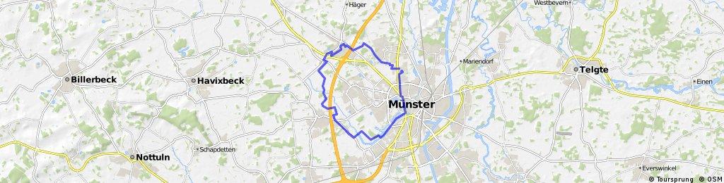 Münster westlich