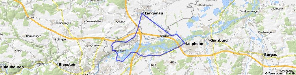 Leibi-Thalfingen-Elchingen-Langenau-Leipheim-Leibi