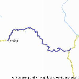 Donglan-Fengshan route1