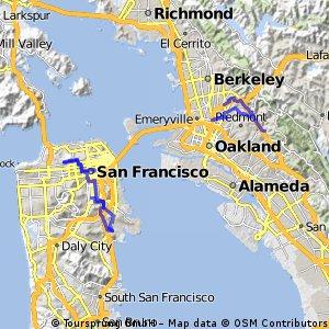SF-Oakland-SF