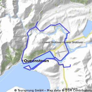 NZ Queenstown - Rund um Queenstown