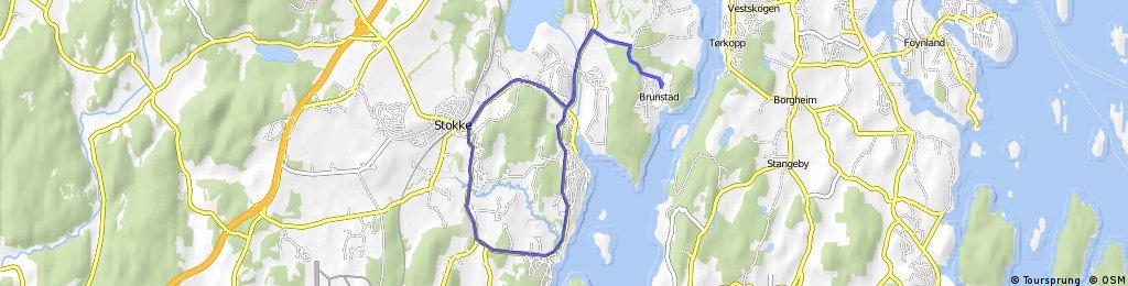 Oslofjord Grand Opening - Kort