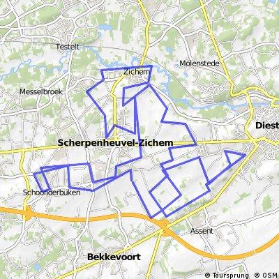 Rondje Scherpenheuvel