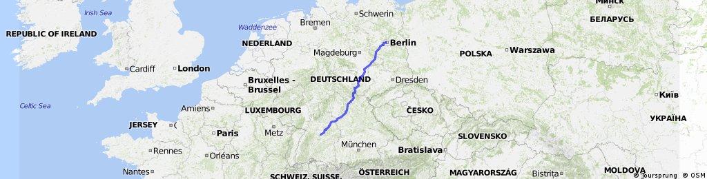 KT-2017: Stuttgart - Berlin
