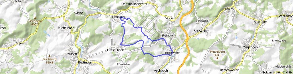 Hoechsten Limbach Gressaubach Anfahrt