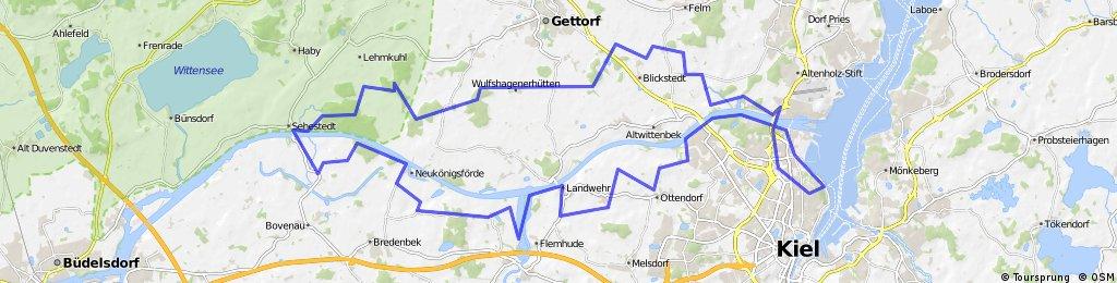 Kiel Sehestedt Kiel MTB