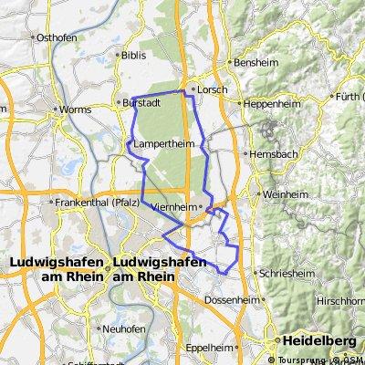 Ladenburg-Lampertheim