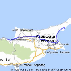 Auto - Yesilirmak - Famagusta -Bafra
