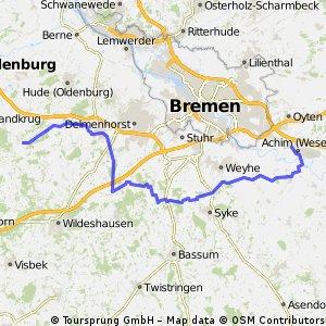 Achim - Kirchhatten