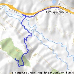 Eskintza desde Cirauqui
