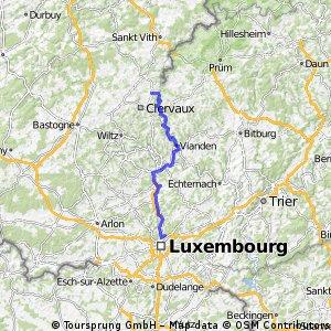 1. Heinerscheid - Luxenbourg