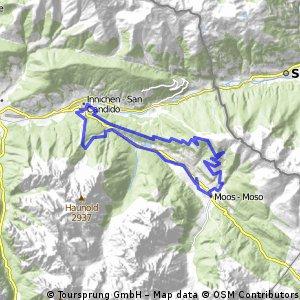 5. Arround the Dolomites Village