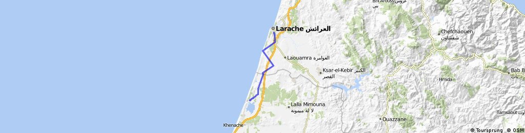 Larache - Souk
