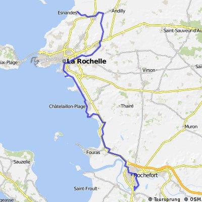 Echillais / La Rochelle / Esnandes