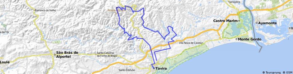 Tavira MTB 70km Algarve bike Challenge