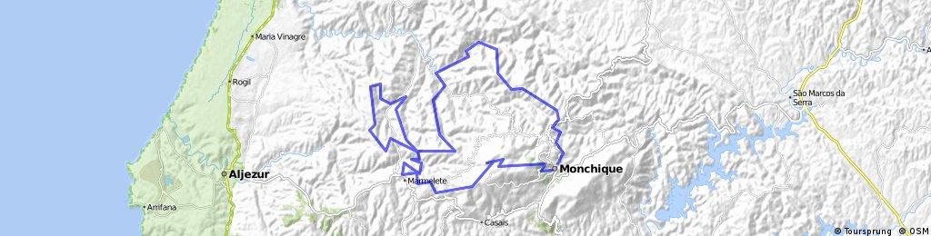 Raid Monchique 75km MTB
