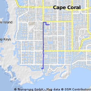 Quick ride through Cape Coral